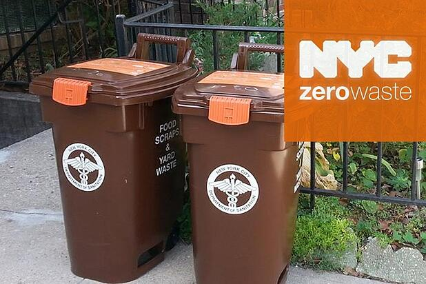 Queens Courier Reports Brooklyn's Organic Waste to be Processed by American Organic Energy