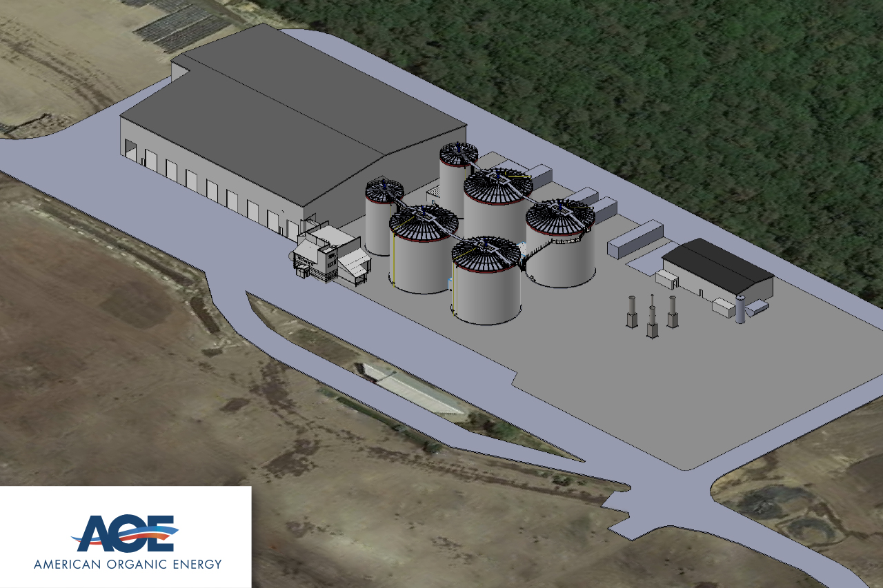 LIPA Approves American Organic Energy Anaerobic Digester Facility
