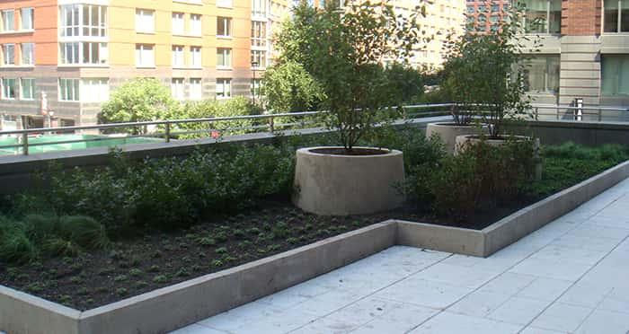 Long Island Compost Green Roof Portfolio