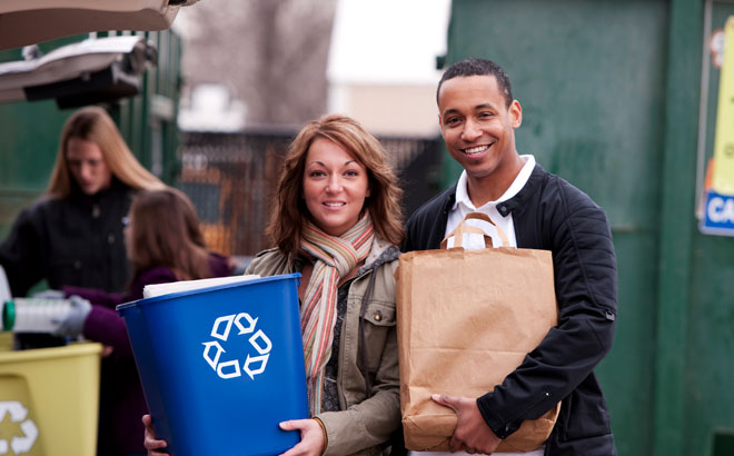 American Organic Energy: Waste Management and Recycling