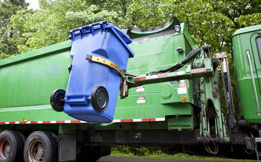 American Organic Energy: Waste Management
