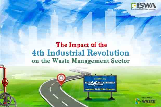 New Global Analysis Highlights Impacts of 'Fourth Industrial Revolution' on Waste Management & Recycling Industry