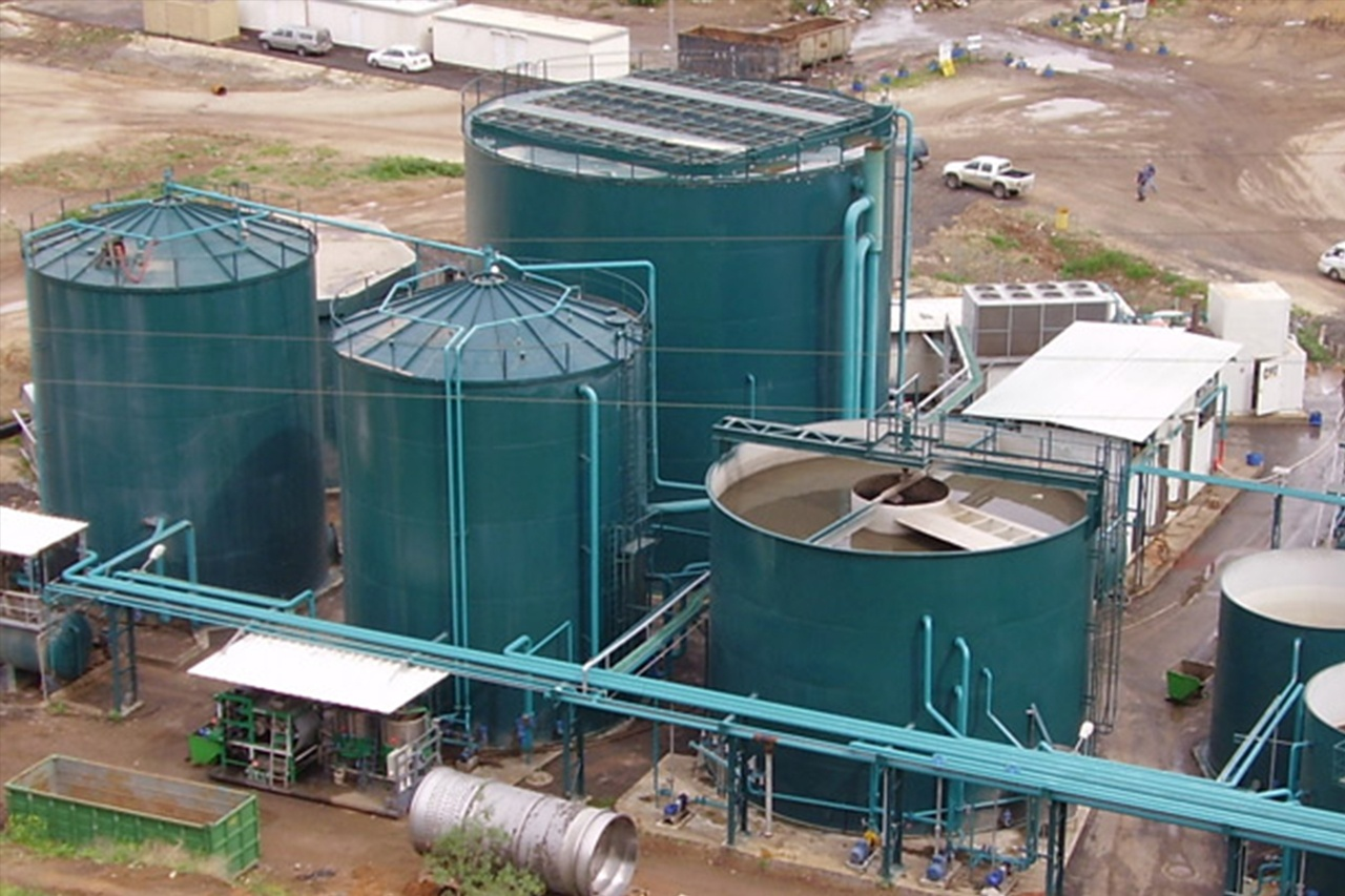 Anaerobic Digestion Gaining Popularity & Steam