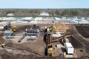 Brookhaven National Lab Visits American Organic Energy Site