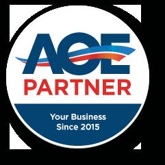 AOE Partner Badge