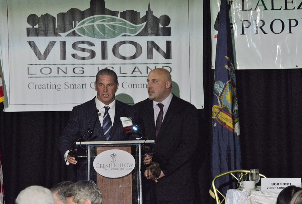 American Organic Energy CEO Charles Vigliotti Recognized for 'Environmental Leadership'